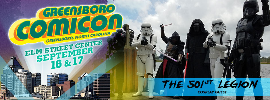 greensboro comicon 501st