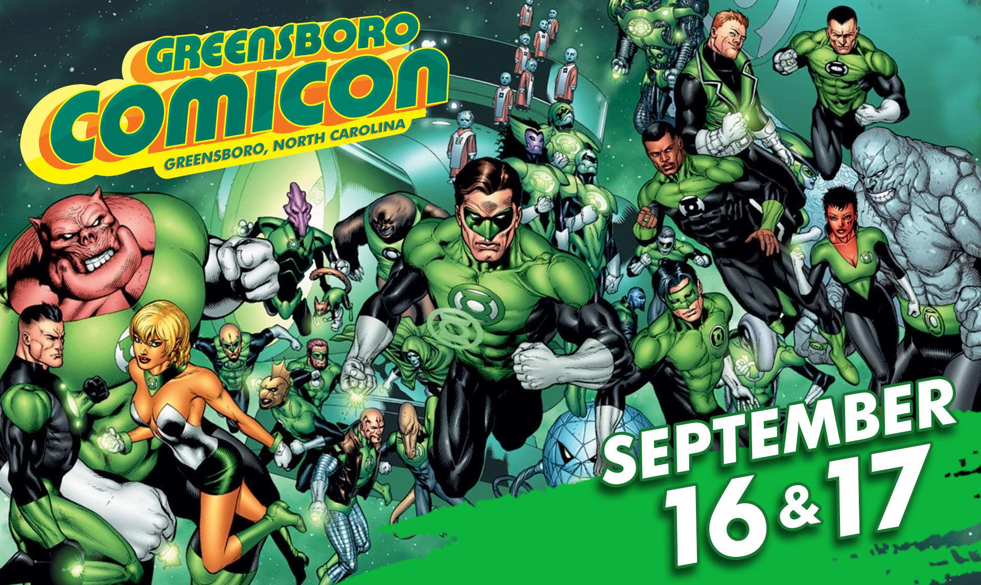 Greensboro Comicon