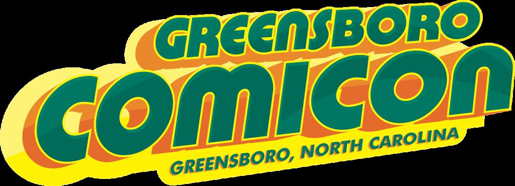 greensboro comicon logo cropped