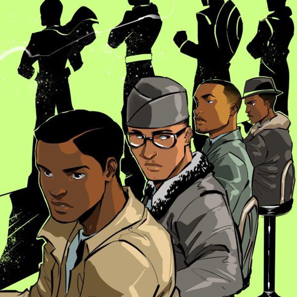 Greensboro Four Greensboro Comicon exclusive poster